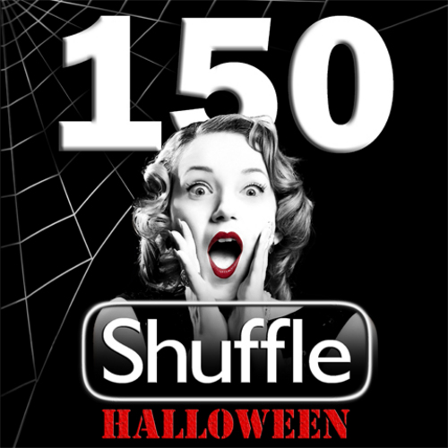 Product picture Halloween Shuffle Play-150 Scary Sounds and Halloween Music