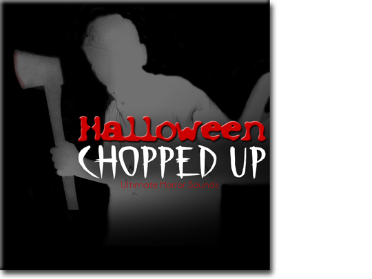 Product picture Halloween Chopped Up - Scary Horror Sound Effects