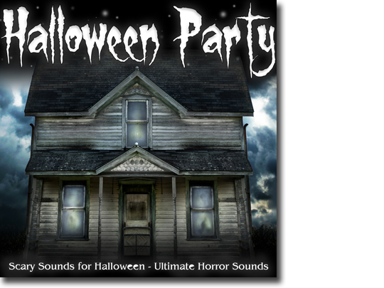 Product picture Halloween Party - Scary Sounds for Halloween