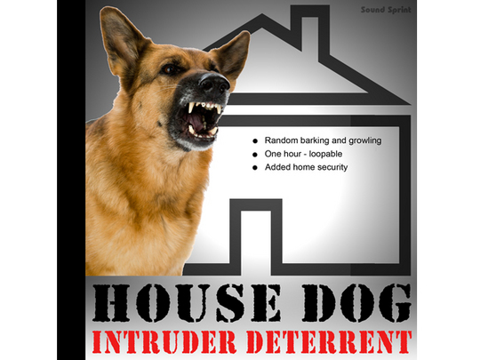 Product picture Guard Dog - Barking and Growling Sounds for Added Home Security