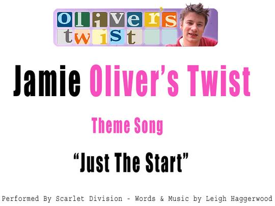 Product picture Oliver´s Twist Theme Song (Jamie Oliver)